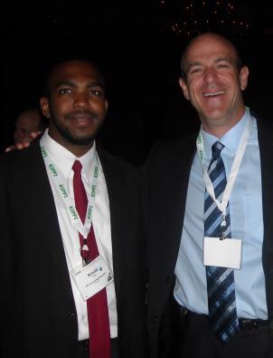 KSS 2011: John Fisher and I