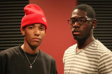 JAHLIL BEATS and TEDD MILLER