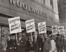 Woolworth Protest