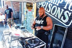 WHOSE THE DJ