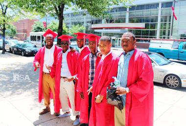 gratz high graduation