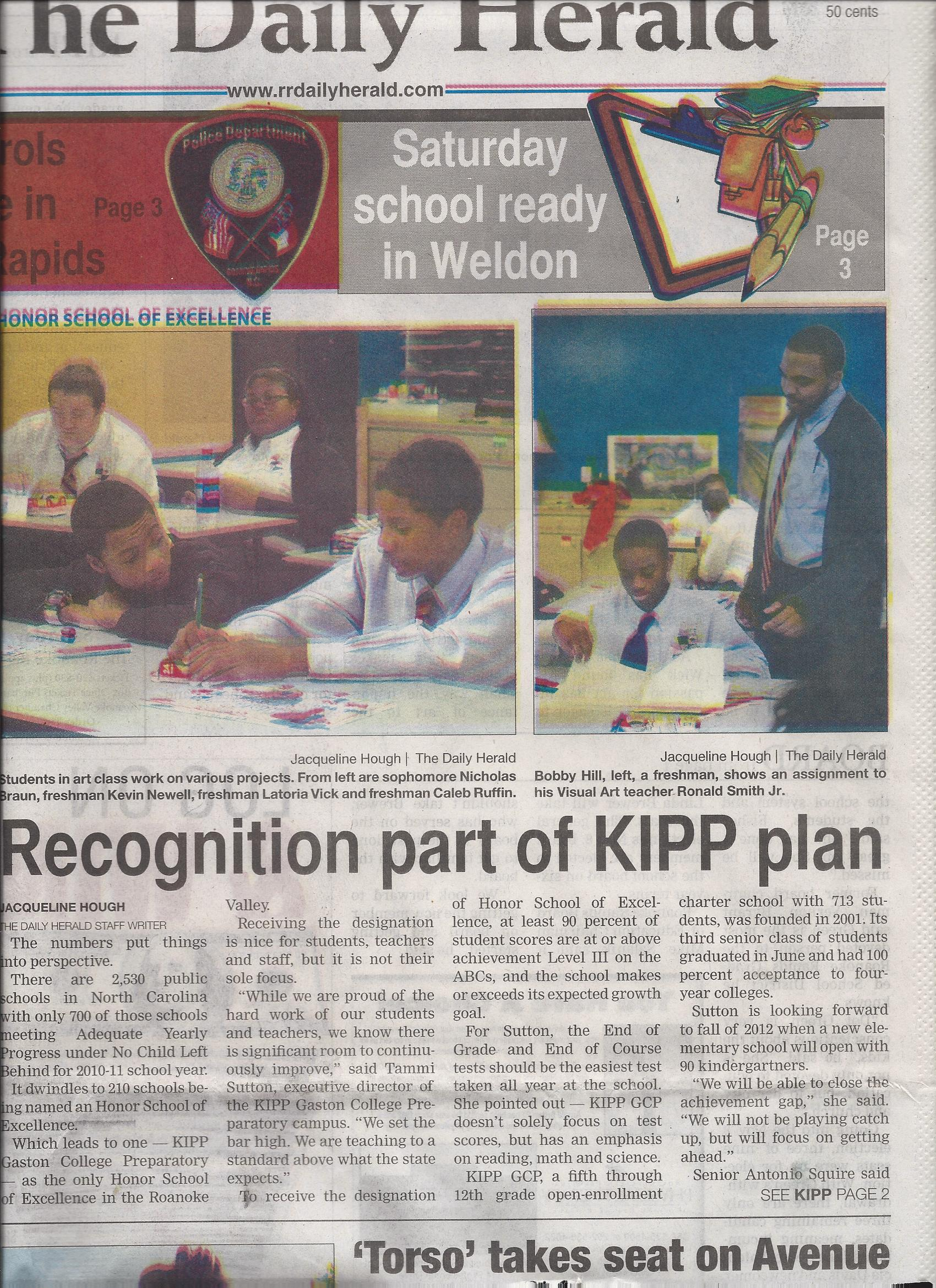 kphs-front-page-article